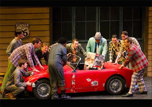 """The Italian Girl in Algiers"" at Opera Co. of Middlebury"