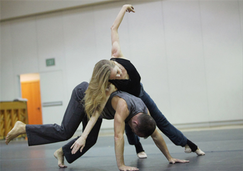 Wendy Whelan and Brian Brooks