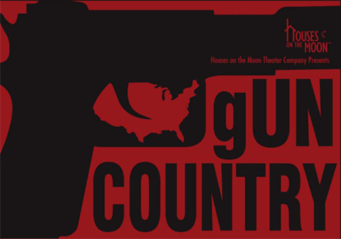 A promotional image for the Gun Country repertory productions