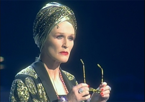 Glenn Close in the 1994 production of