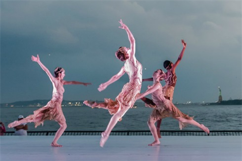 Buglisi Dance Theatre, photo courtesy of Battery Dance Festival