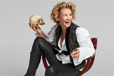 Janet Mcteer in