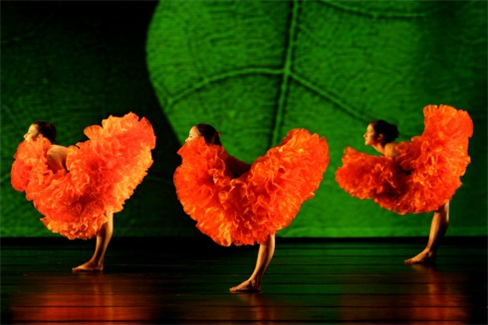 Momix is part of Queens Theatre