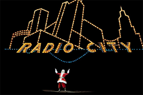 Radio City Christmas Spectacular; photo courtesy of the show