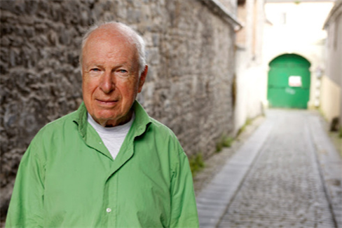 Peter Brook; photo by Colm Hogan