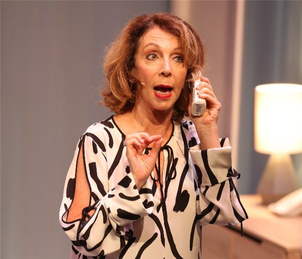 TDF Stages: Rita Rudner Returns to Her Musical Theatre Roots