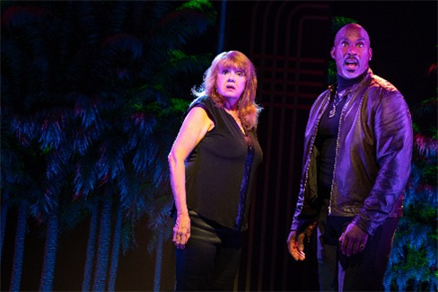 Annie Golden and Alan H. Green in