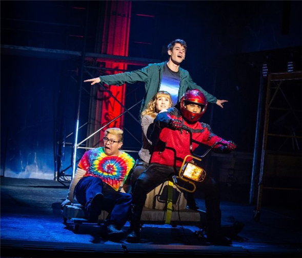 TDF Stages: One Musical's Epic Quest to Get to Broadway