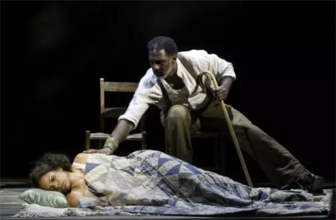 Audra McDonald and Norm Lewis in