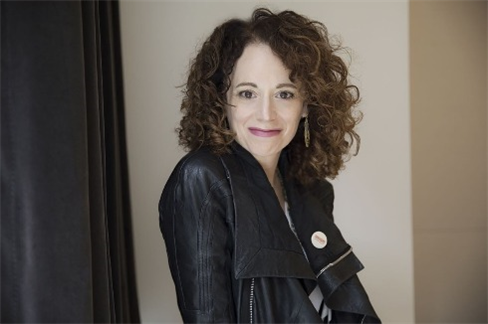 Rebecca Taichman; photo by Jacqueline Harriet